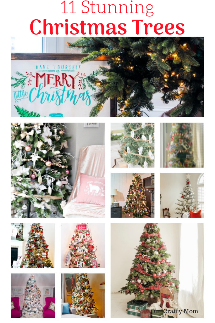11 Stunning Christmas Trees