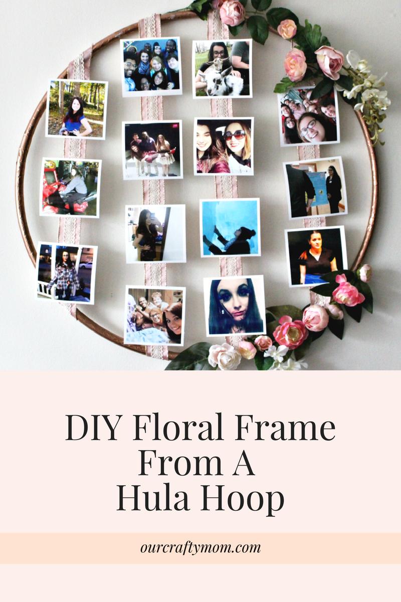 DIY-Floral-FrameFrom-A-Hula-Hoop