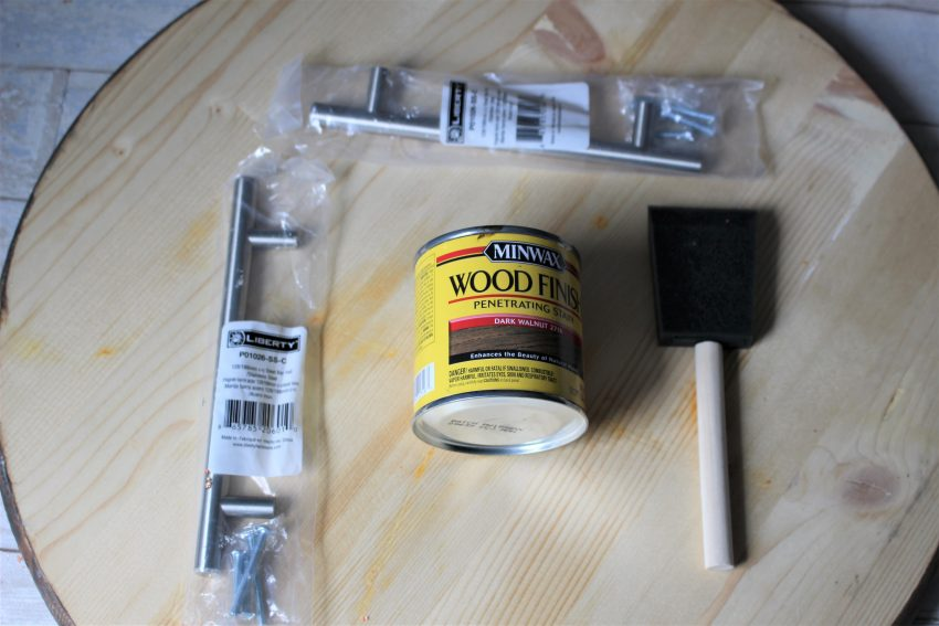 supplies for wood board