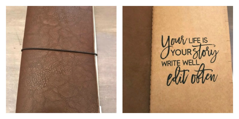 DIY Poetry Journal Our Crafty Mom