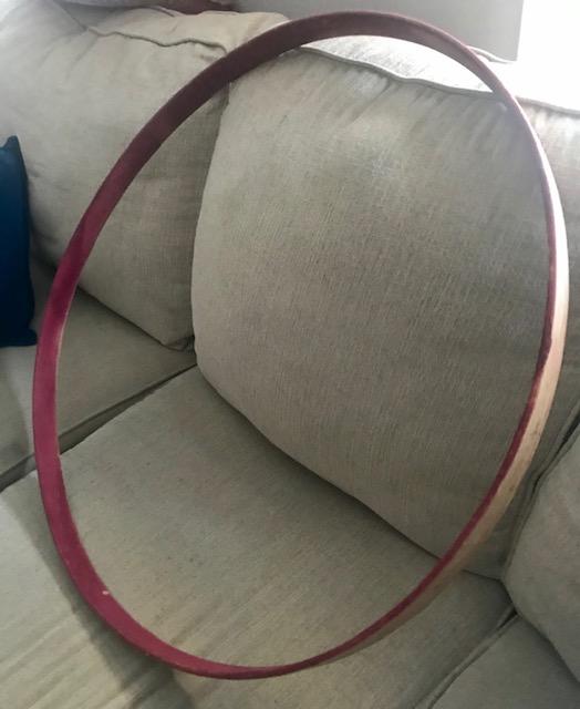 large hoop