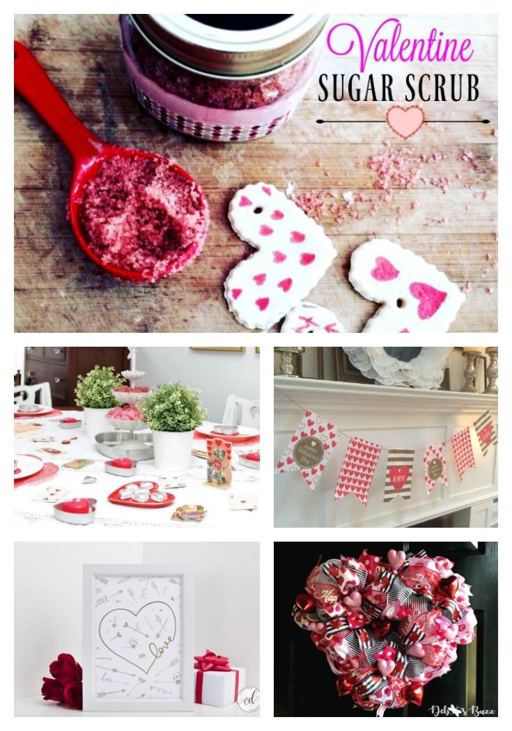 Valentine's Crafts & DIY Ideas Our Crafty Mom