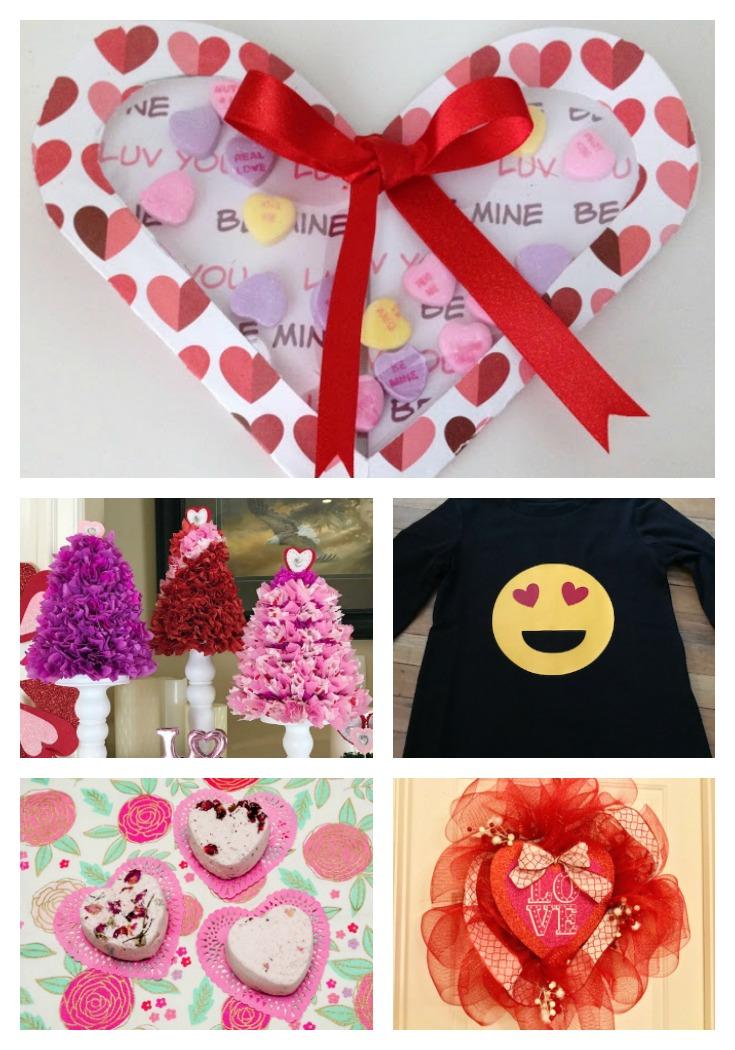 Valentine's Day DIY Ideas Our Crafty Mom