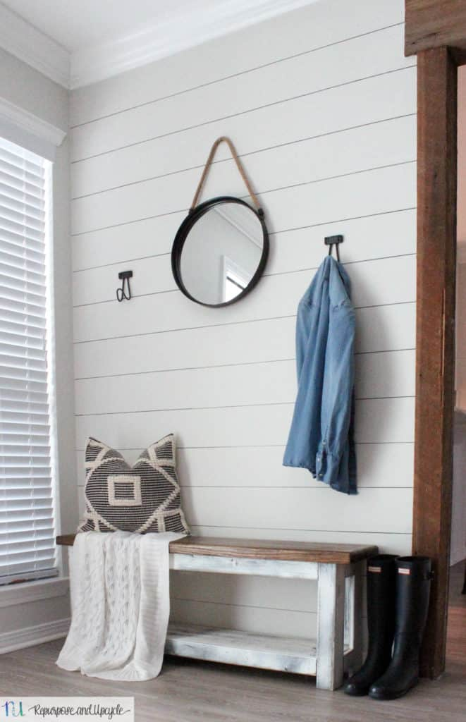 Entryway-Makeover-with-Sharpie-Shiplap