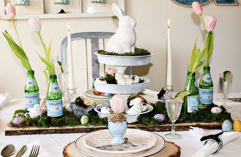 Spring-Tablescape-Blog-Hop-Our-Crafty-Mom