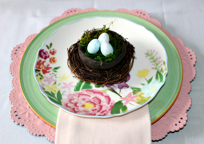 Spring-Tablescape #ourcraftymom