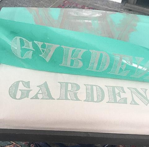 garden transfer