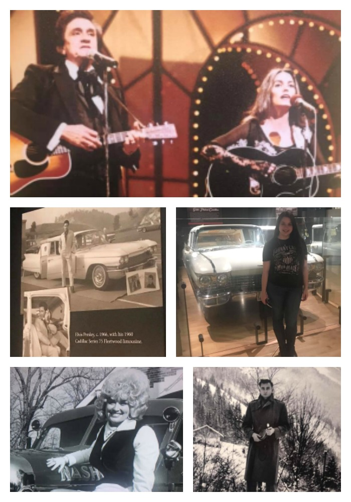 Country Music Hall Of Fame Collage