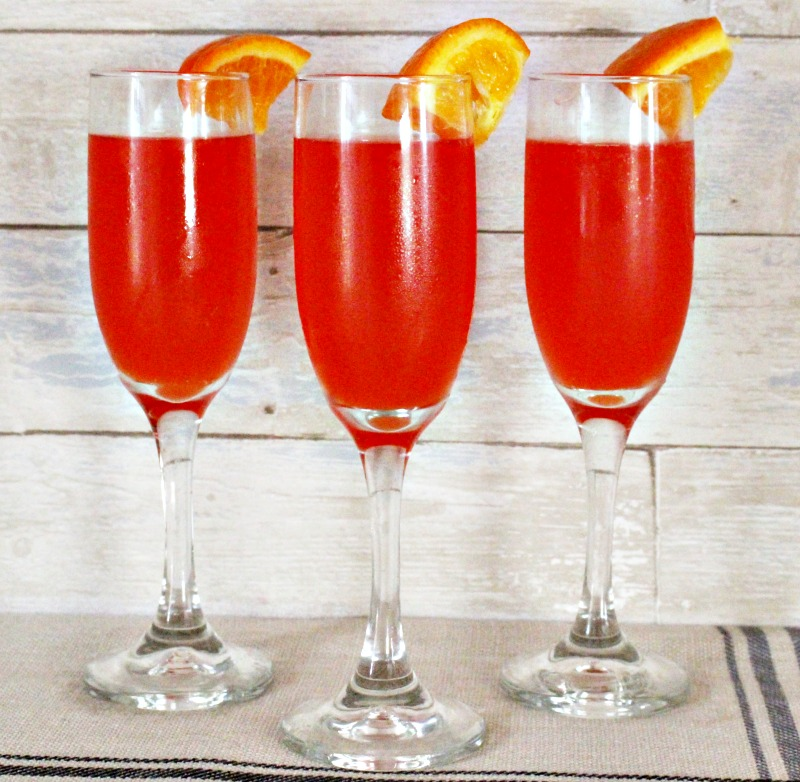 Low Carb Mimosa Our Crafty Mom