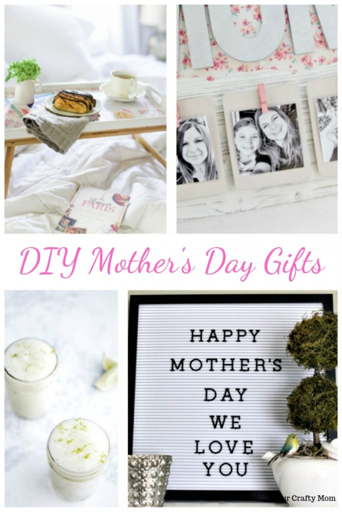 Gift Ideas for Mother's Day #ourcraftymom