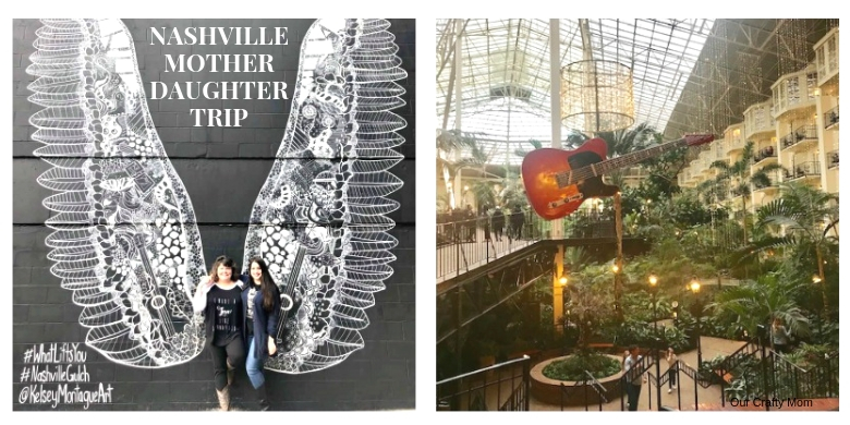 Why Nashville Makes The Best Mother/Daughter Vacation