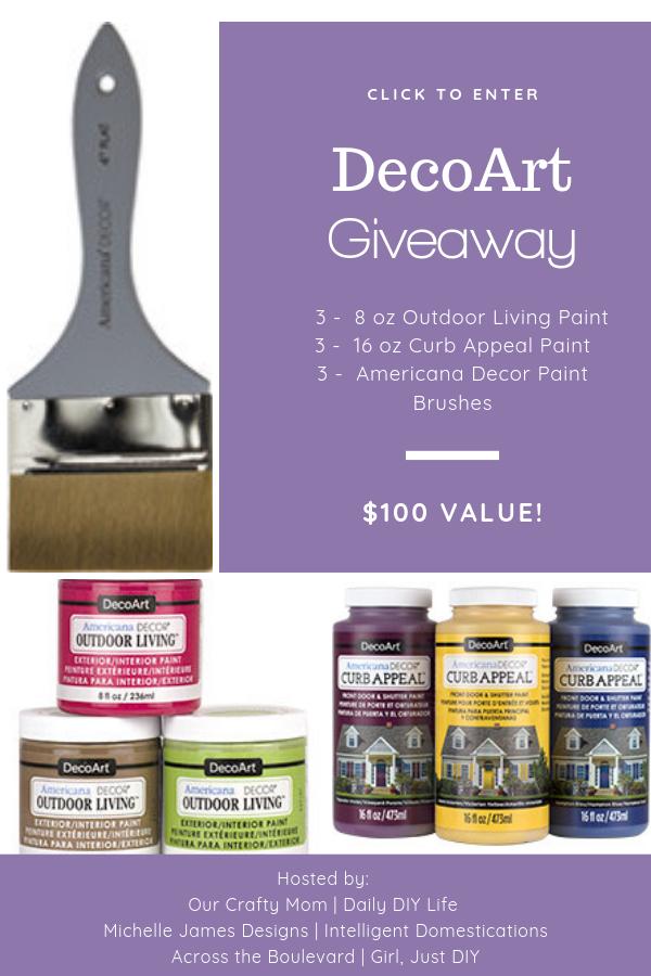 DecoArt Giveaway