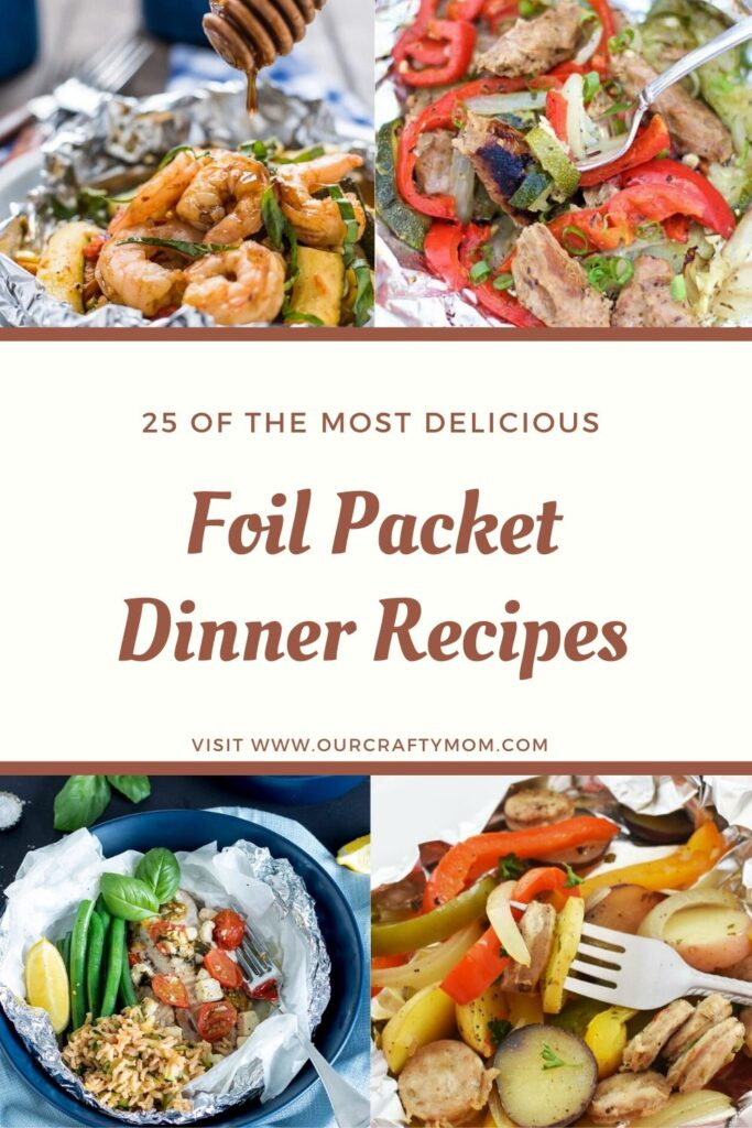 Foil Packet Dinner Recipes