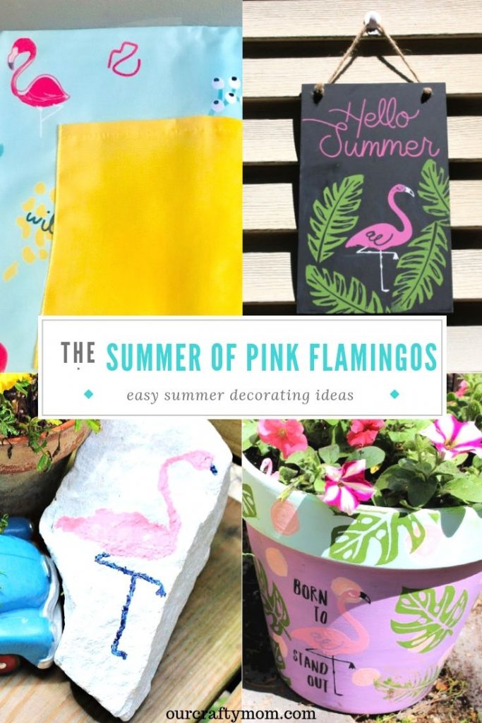 Summer of pink flamingos decocrated subscription box