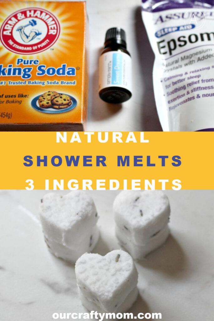 diy shower melts