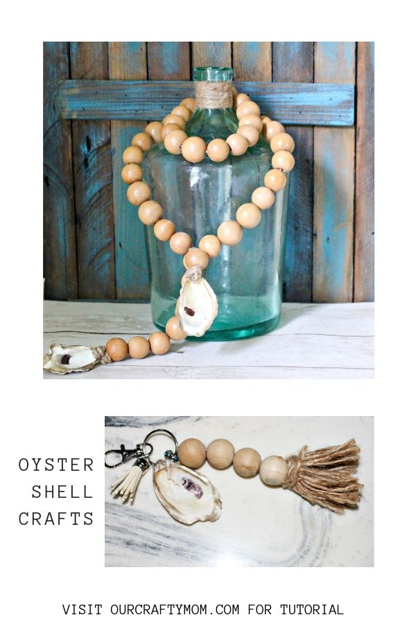 oyster shell crafts