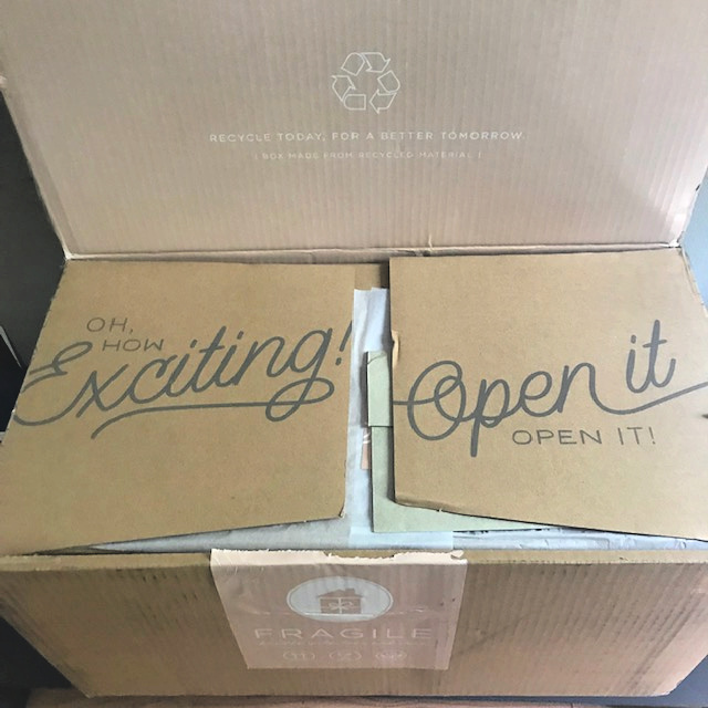 open decocrated subscription summer box