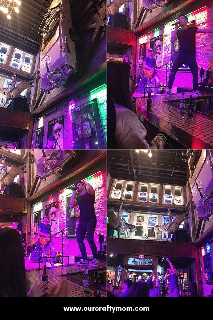 Honkey Tonk Nashville TN
