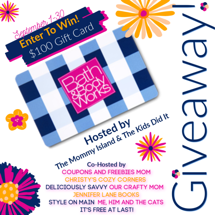 Bath & Body Works Giveaway