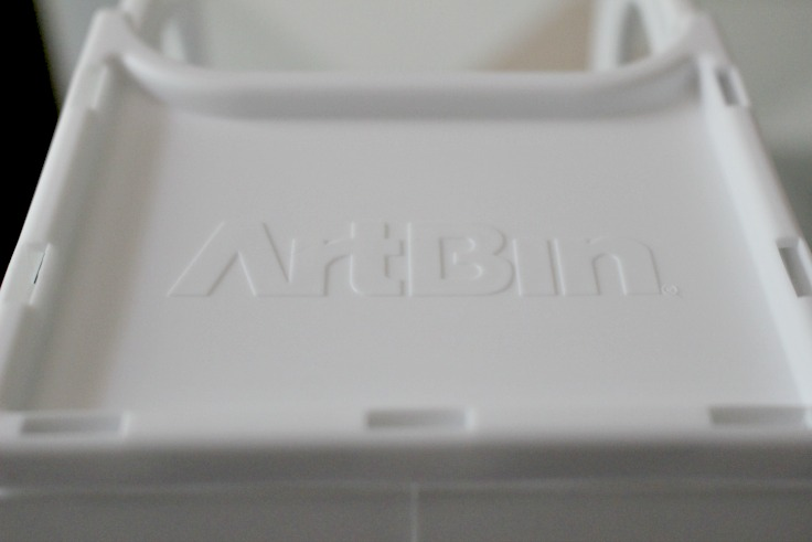 ArtBin Bottom of storage rack