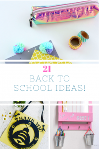 21 Best back to school ideas