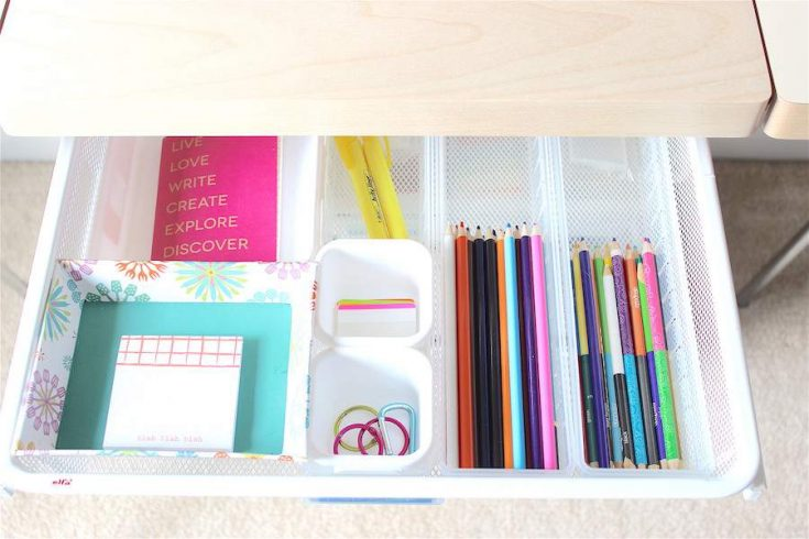 The ULTIMATE Back to School Organizing Checklist