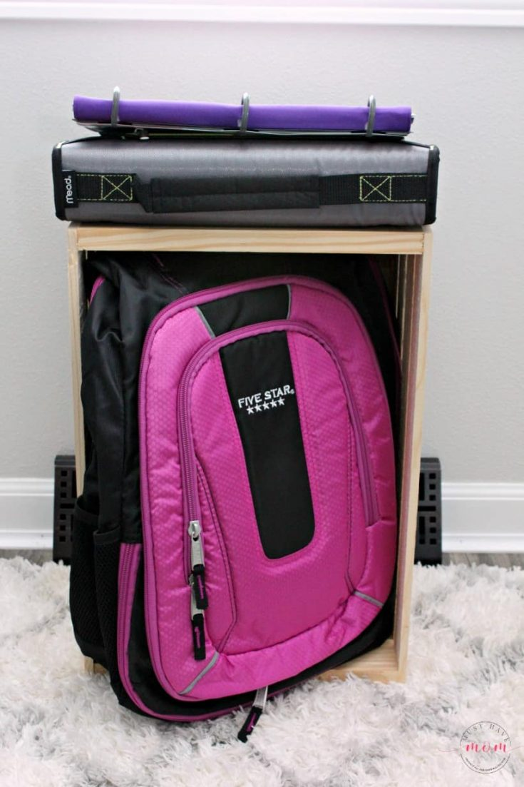 Back to School Organization Tips that Actually WORK!