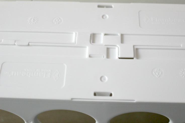 vinyl storage assembly