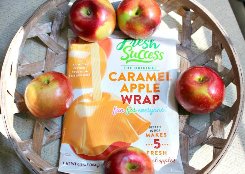 caramel apple supplies