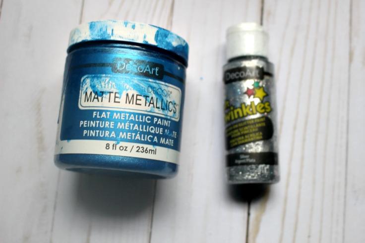 deco art metallics paint