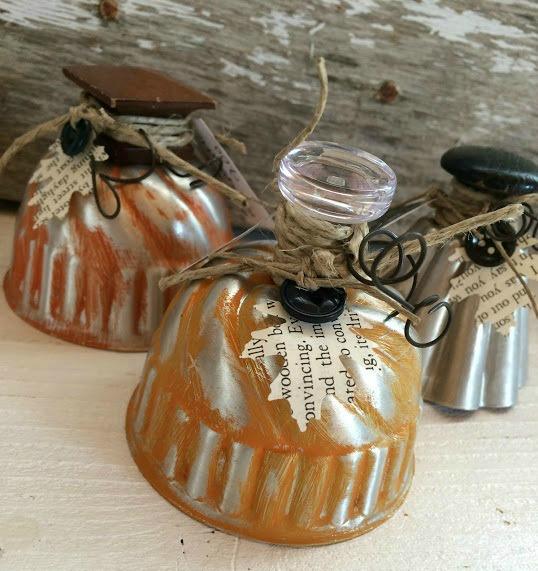Repurposed Pumpkins