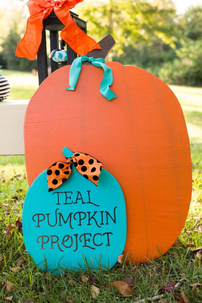 teal pumpkin kippi at home
