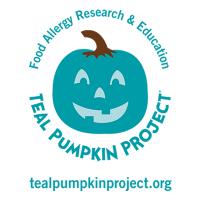 teal pumpkin project social media