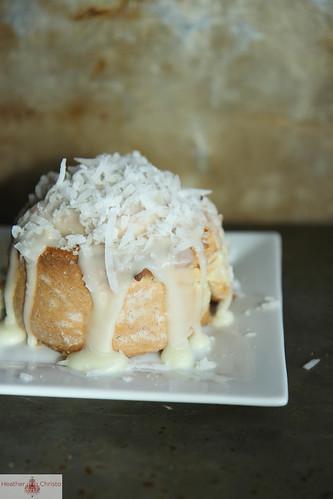 Triple Coconut Cinnamon Rolls - Heather Christo