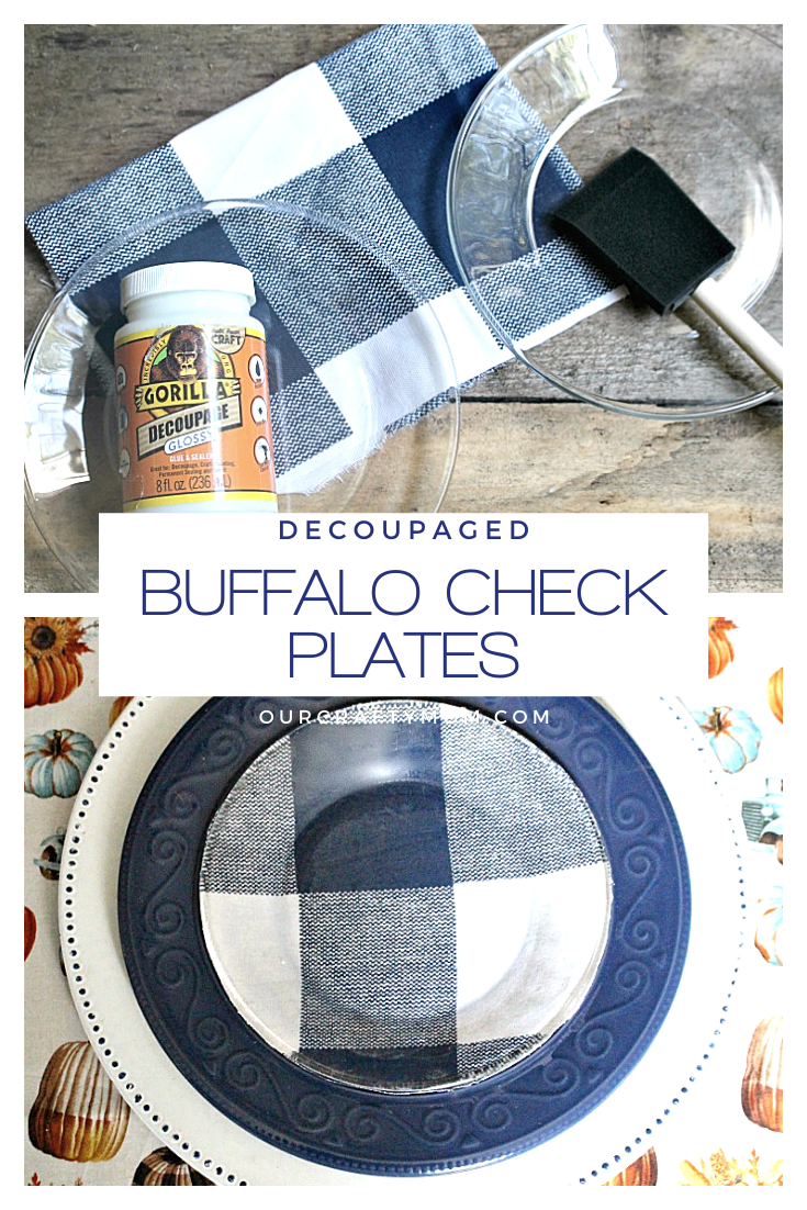 BUFFALO CHECK PLATES