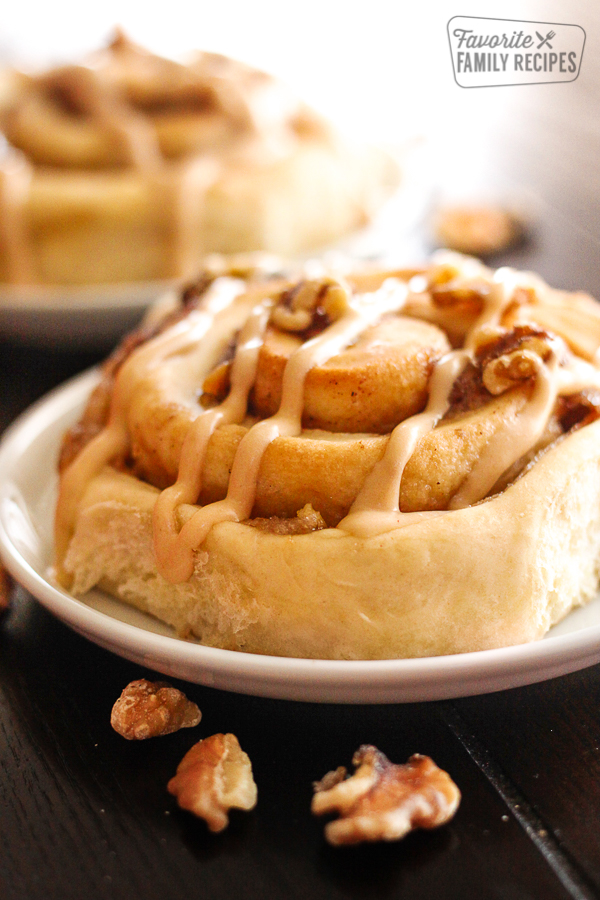 Biscoff Cinnamon Rolls
