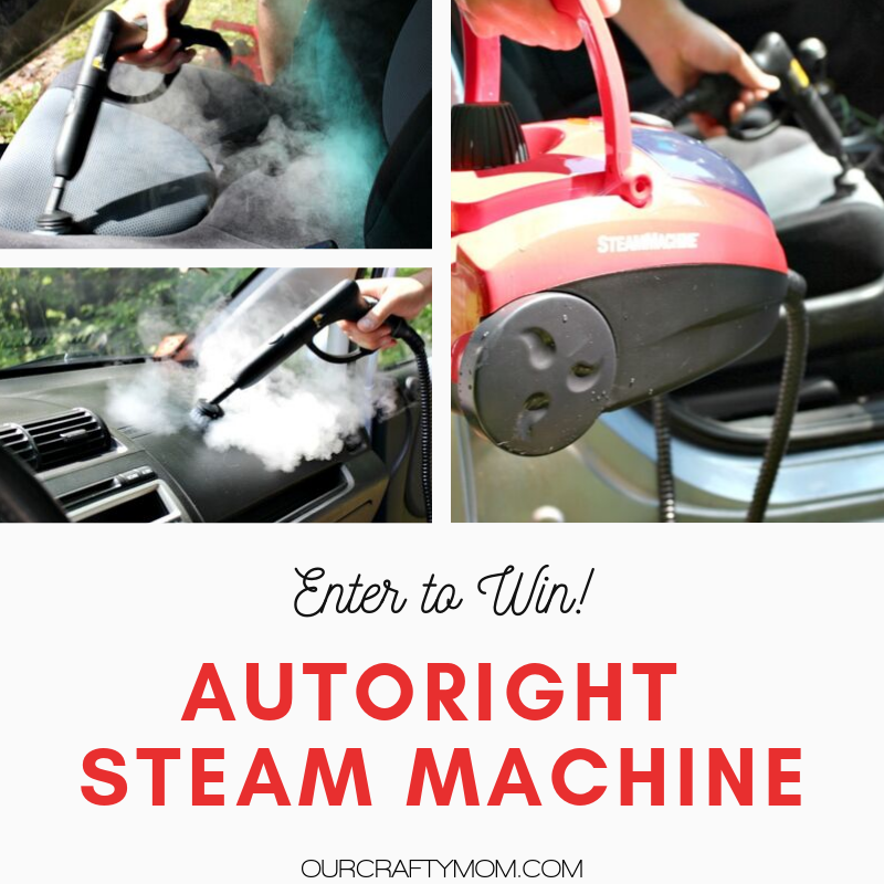 enter to win autoright steam machine