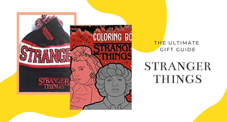 Stranger Things Christmas Gift Guide