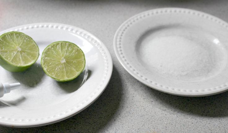 limes and sugar