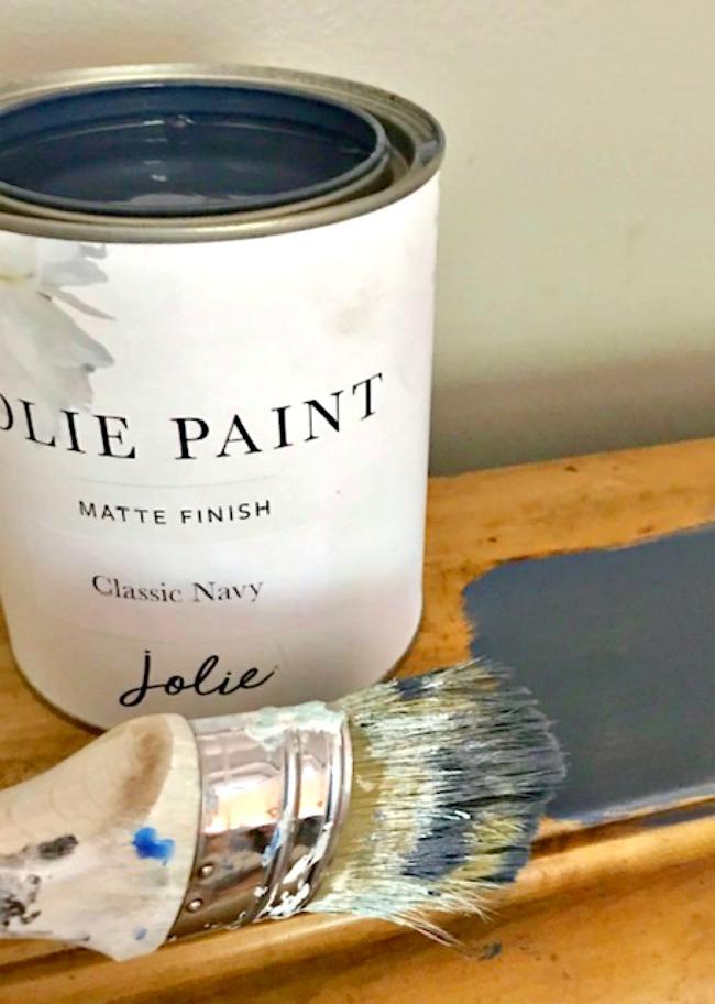 paint on buffet