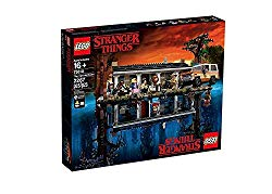 LEGO Stranger Things The Upside Down