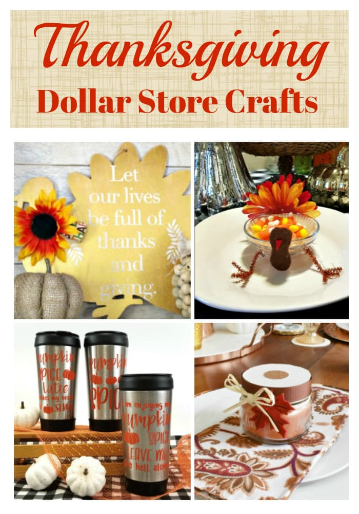 thanksgiving-dollar-store-crafts-collage