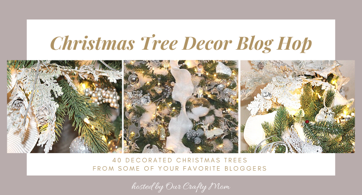 Christmas Tree Decor Blog Hop Feature Image