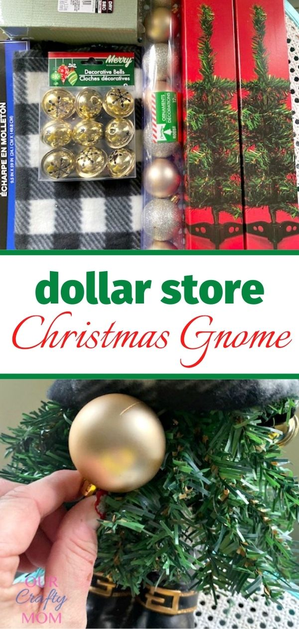 Christmas gnome supplies