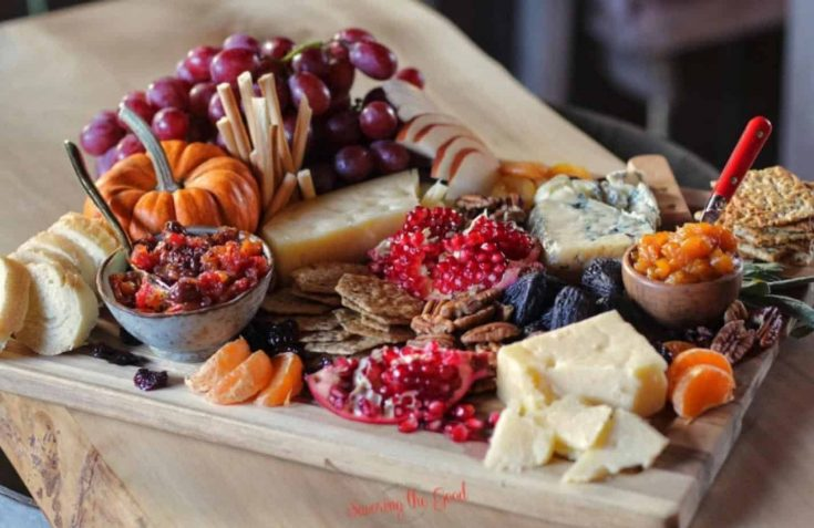 Putting Together A Cheese Board Is Easier Than Your Think