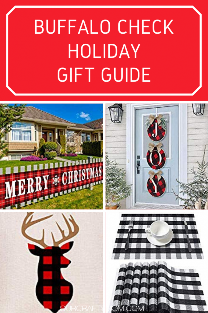 buffalo check holiday gift guide