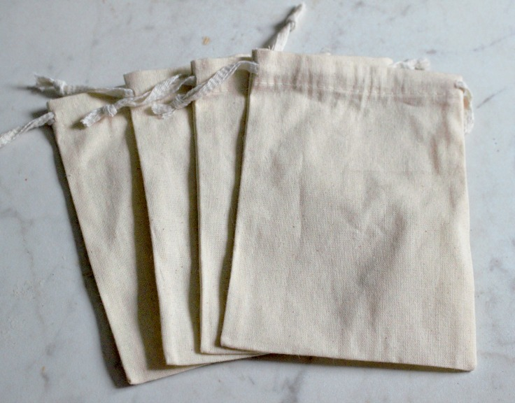canvas bags from Burlap Fabric