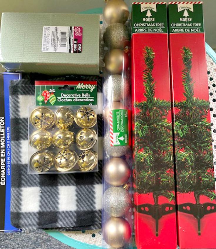 christmas tree gnome supplies