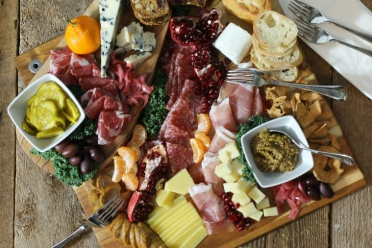 How To Assemble A Charcuterie Platter Like A Pro