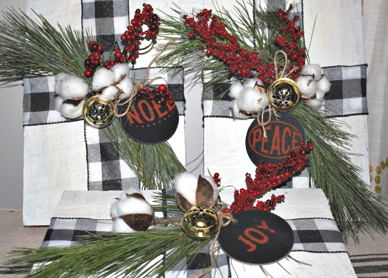 scrap wood christmas crafts